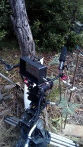 Camera setup for macro